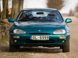 Mazda MX-3 RS, 1996