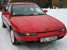 Mazda 323 F, 1992