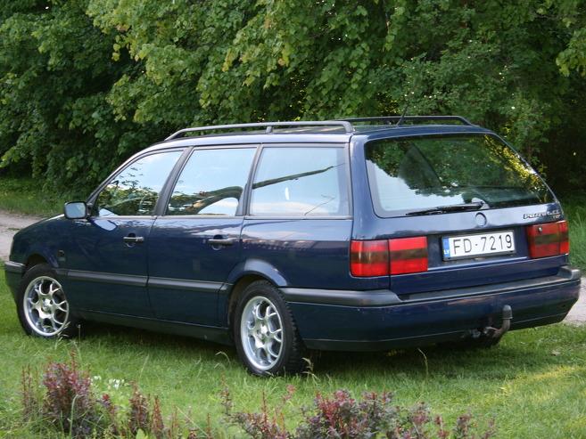VW Passat TDI, 1994