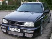 VW Golf III 2.0 GTI, 1992