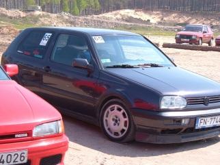 VW III 2.0 GTI , 1992
