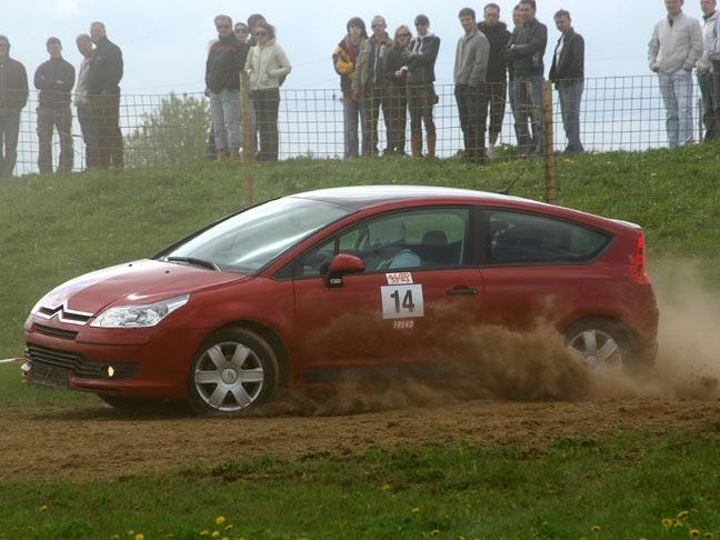 Citroën C4 VTR, 2006