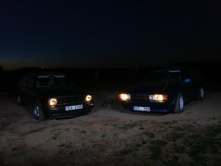 VW Scirocco GTX 16v, 1987