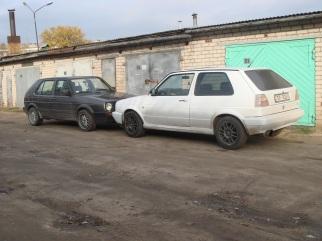 VW GTI , 1988