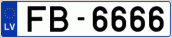 FB-6666