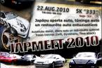 JAPMEET 2010 - japāņu auto salidojums