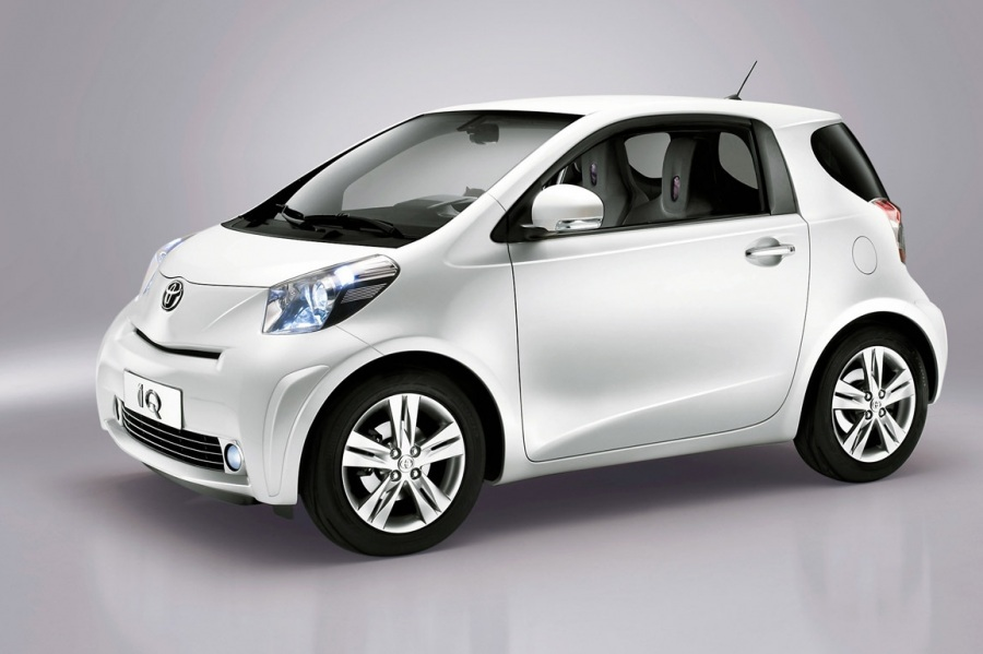 Uz TOYOTA IQ bāzēts elektromobilis  gaidāms jau 2010. gadā