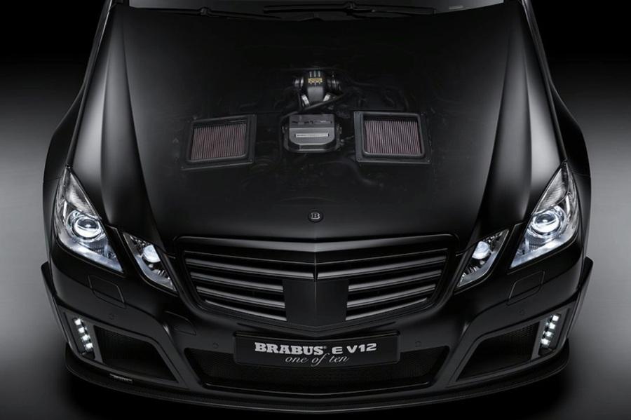 Brabus ar E V12 Black Baron pārspēj pats sevi